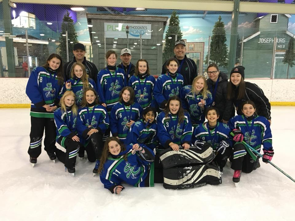 Bronze- South Calgary Venom